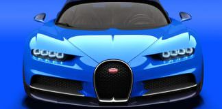 Bugatti Chiron things you din't know