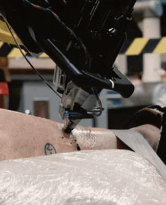 Robot Tattooist