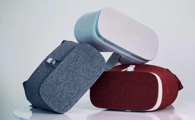 new Google Daydream VR varieties