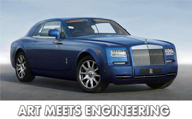 Making of Rolls-Royce Phantom