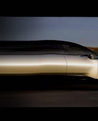 Faraday Future FF91 fastest car