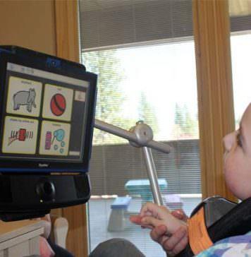 Assitive Technology touchscreen