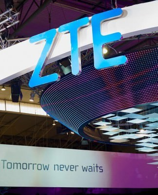 The First Ever 5g Smartphone With 1 Gbps Download Speed Announced by ZTE