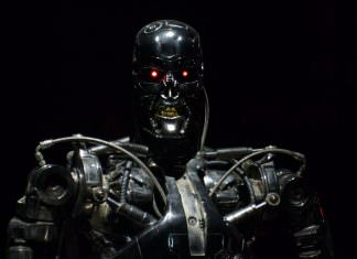 Russia Trains Space-Bound Robots To Shoot Guns