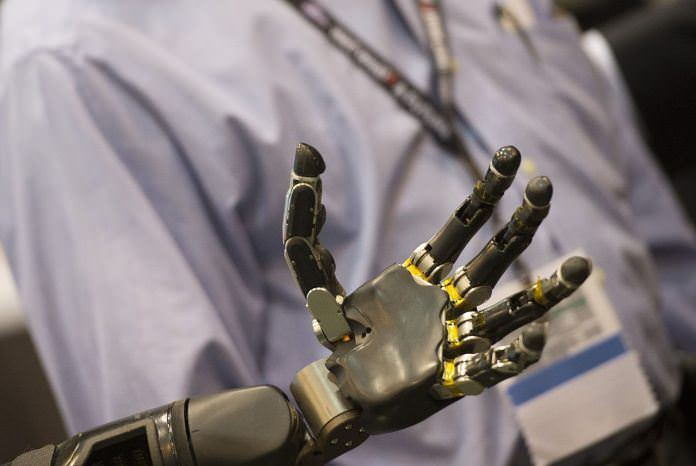 Robots are Getting a Sense of Touch