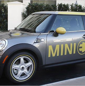 This is How BMW Electric MINI Cars will Look Like