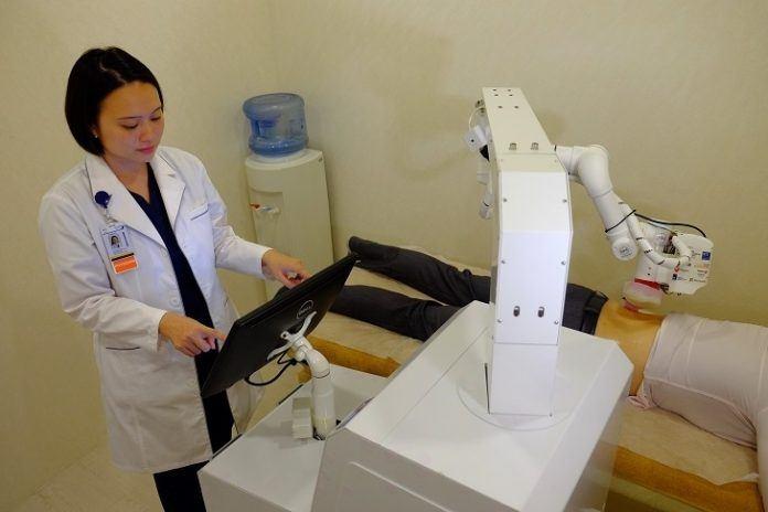 AI-Powered Robot Massage Become Reality